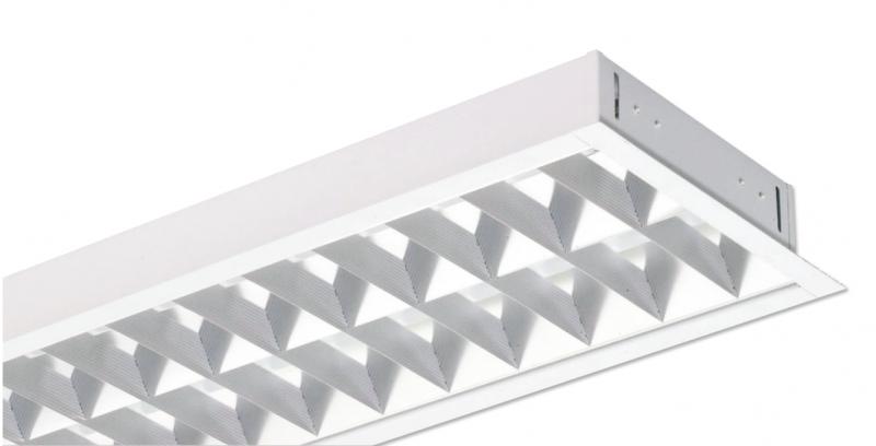 Plafoniere Led Per Doghe : Rc luce produzione illuminazione civile industriale led proiettori